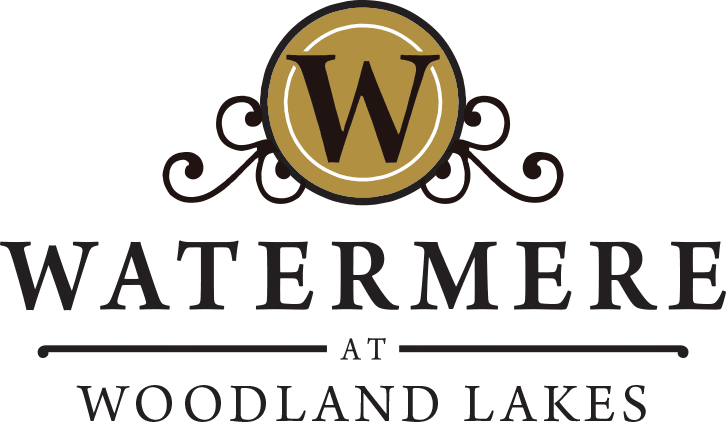 Watermere at Woodland Lakes logo