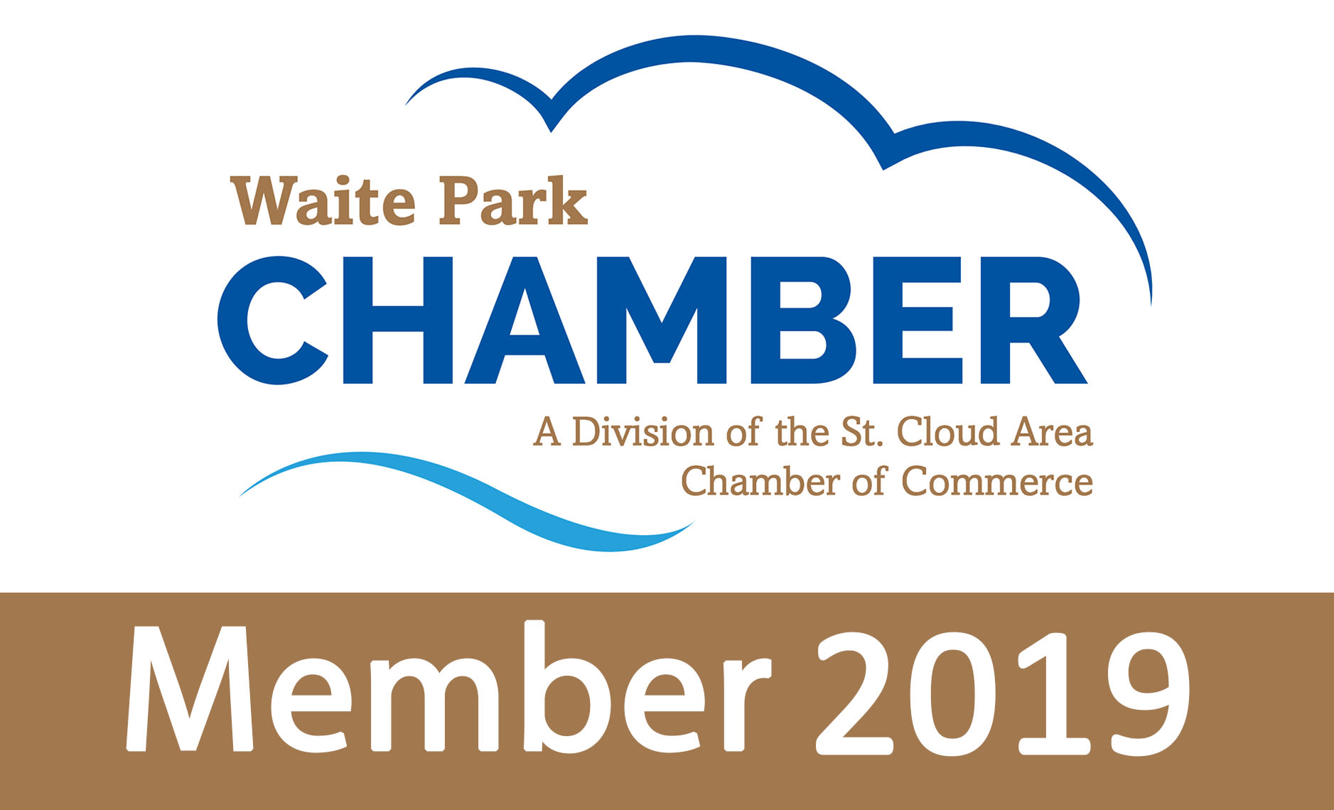 Waite Park Chamber of Commerce Logo