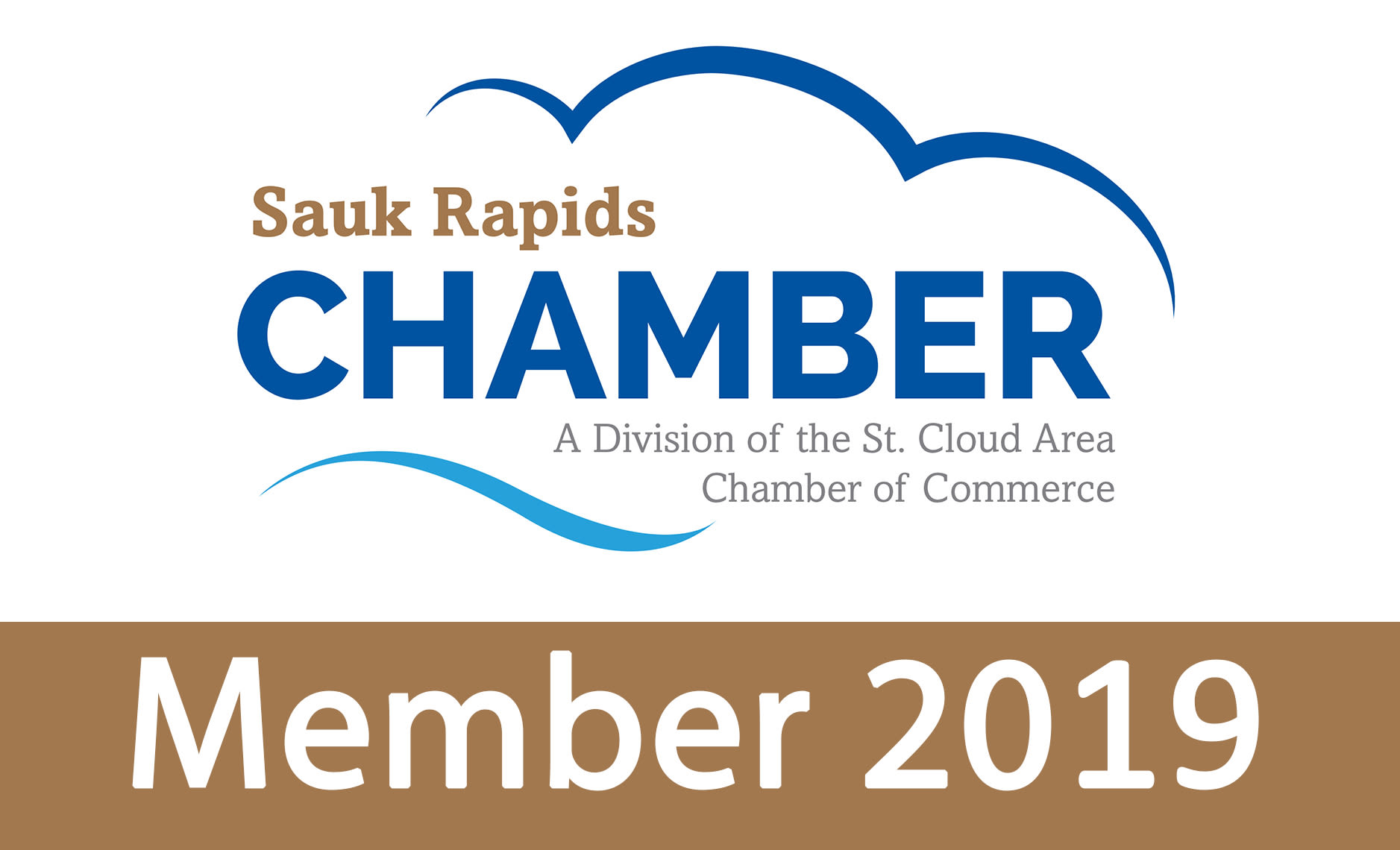 Sauk Rapids Chamber of Commerce Logo