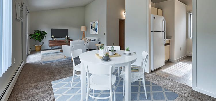 Emerald Springs Apartments offers spacious floor plans in Painted Post, New York