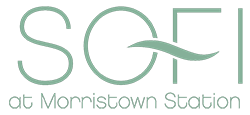 Logo icon for Sofi at Morristown Station in Morristown, New Jersey
