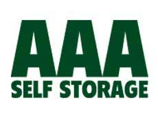 AAA Self Storage Boat & RV Parking Logo
