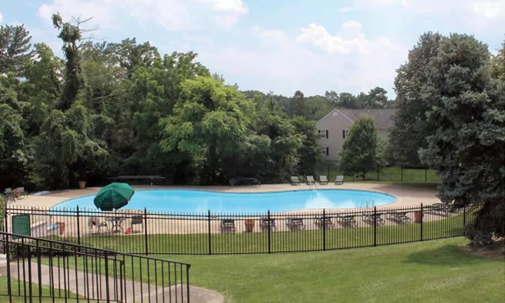 Swimming pool at The Village of Laurel Ridge in Harrisburg, Pennsylvania