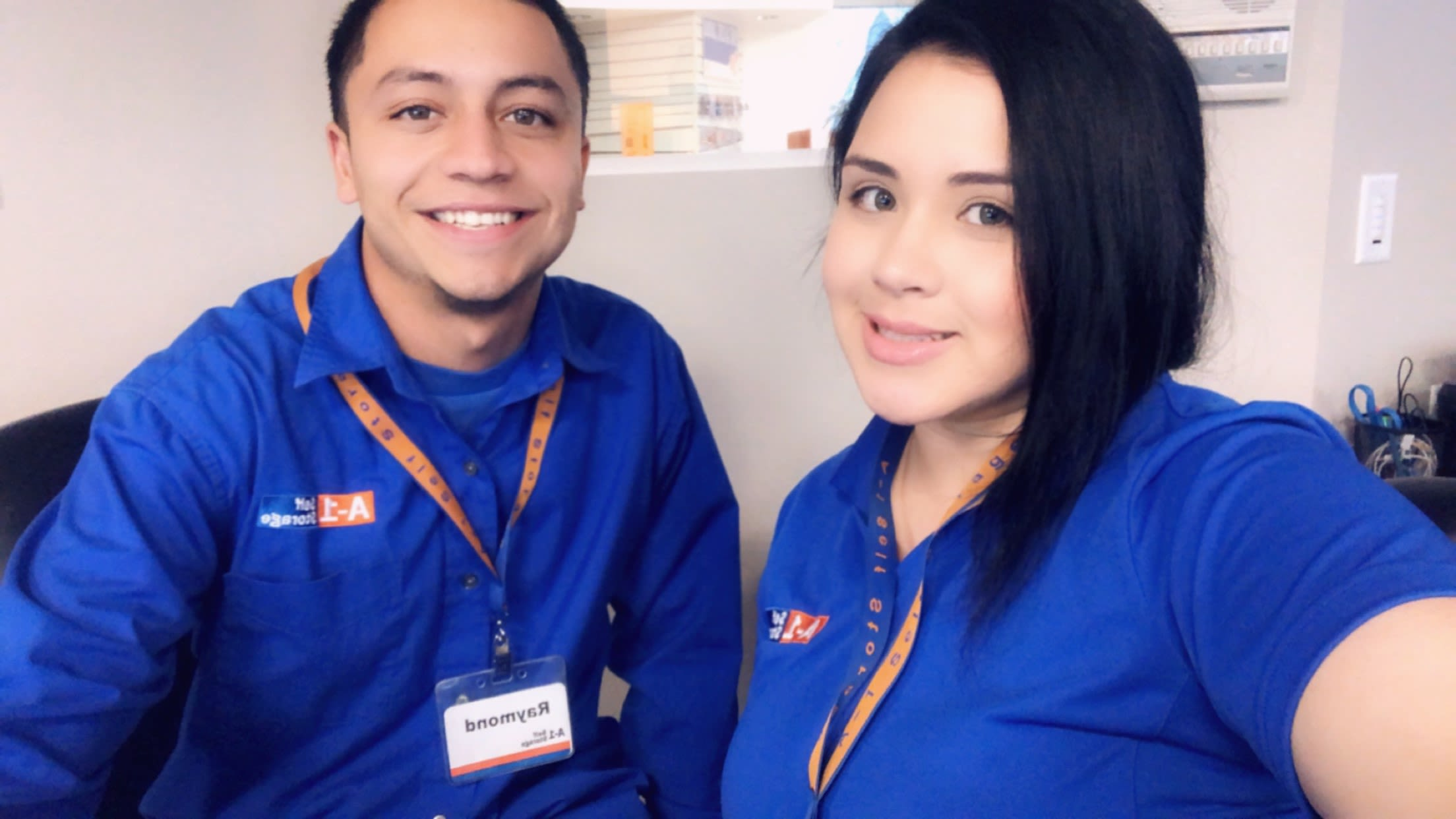 Customer service staff in San Diego, CA | A-1 Self Storage