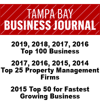 Tampa Bay Business Journal award