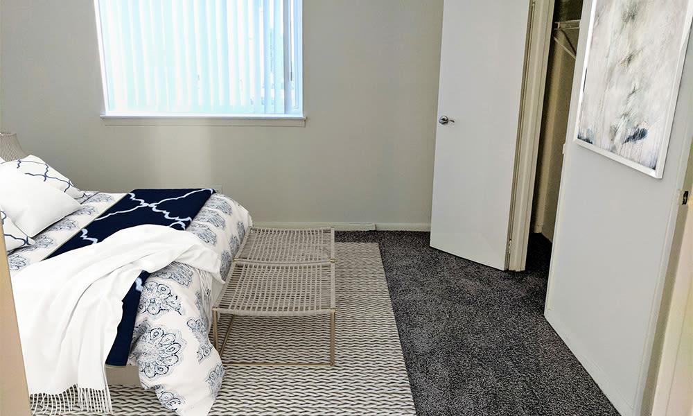 Bedroom at Curren Terrace in Norristown, Pennsylvania