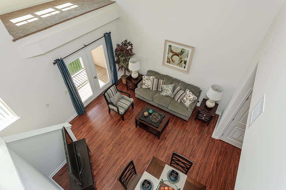 Great floor plans at Gateway Landing on the Canal home in Rochester, New York