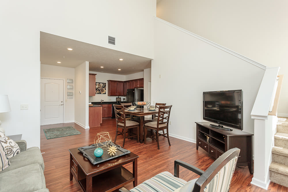 Beautifully designed floor plans at Gateway Landing on the Canal home in Rochester, New York