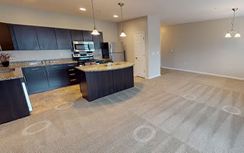Virtual tour of one of our two bedroom apartment at Rochester Village Apartments at Park Place in Cranberry Township, Pennsylvania
