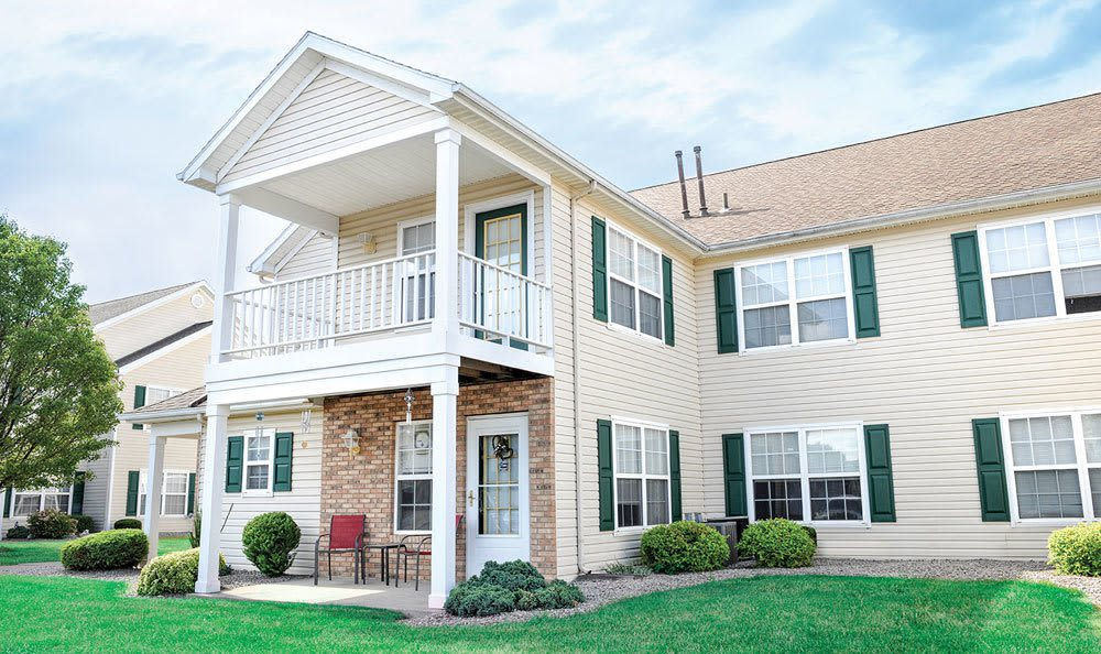 Gorgeous apartments at Westview Commons Apartments in Rochester, New York