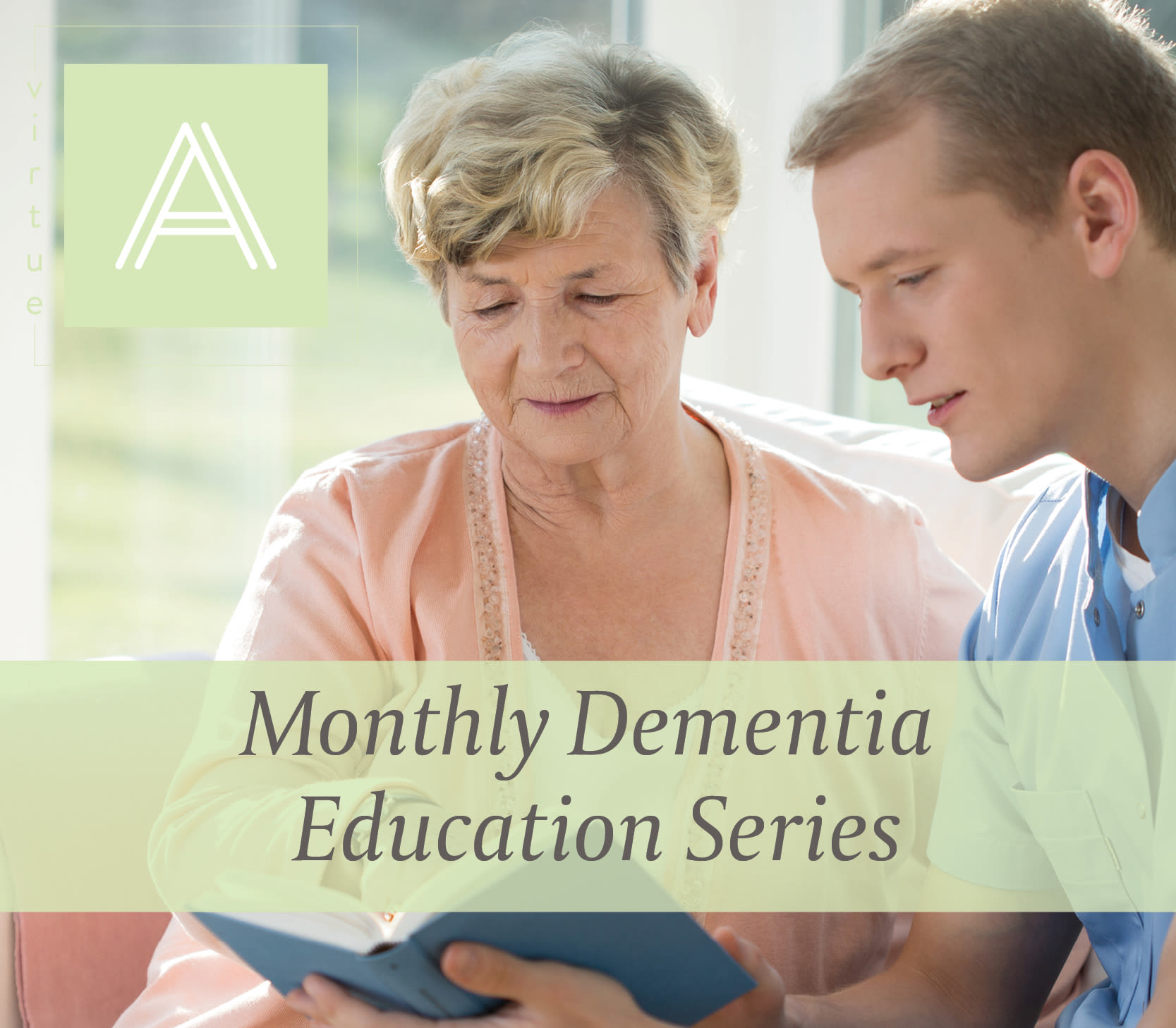 Learn about Stages of Dementia at Anthology of Clayton View in Saint Louis, Missouri