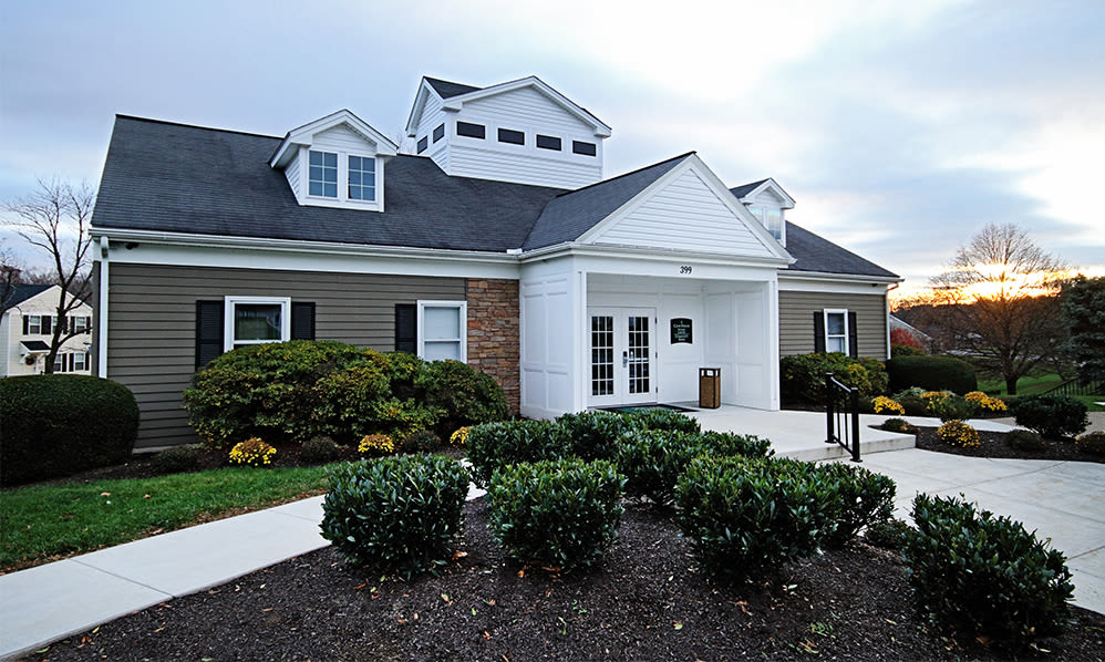 Clubhouse at The Village of Laurel Ridge & The Encore Apartments & Townhomes in Harrisburg, Pennsylvania