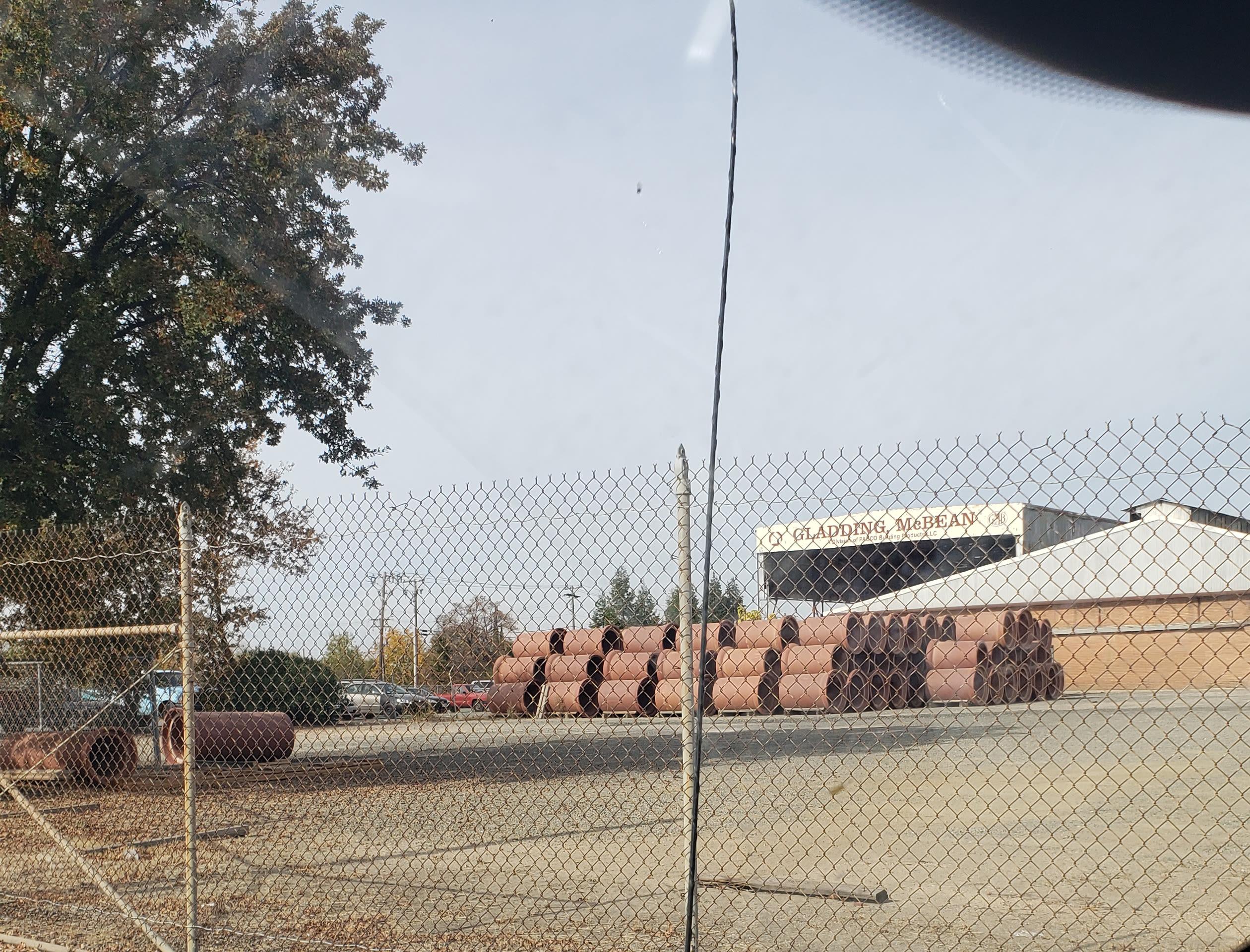 Gladding McBean Facility Lincoln California