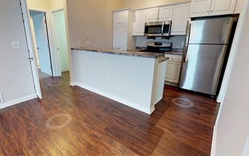Virtual tour of one of our two bedroom apartment at Oakmonte Apartments in Webster, New York