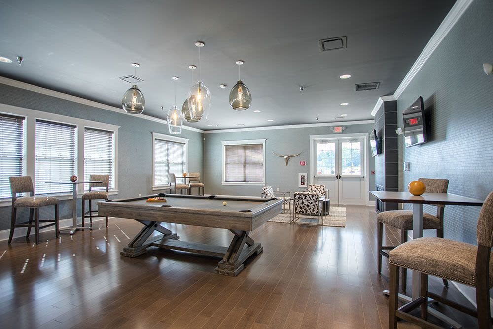 Play Room & clubhouse at The Landings at Meadowood in Baldwinsville, New York