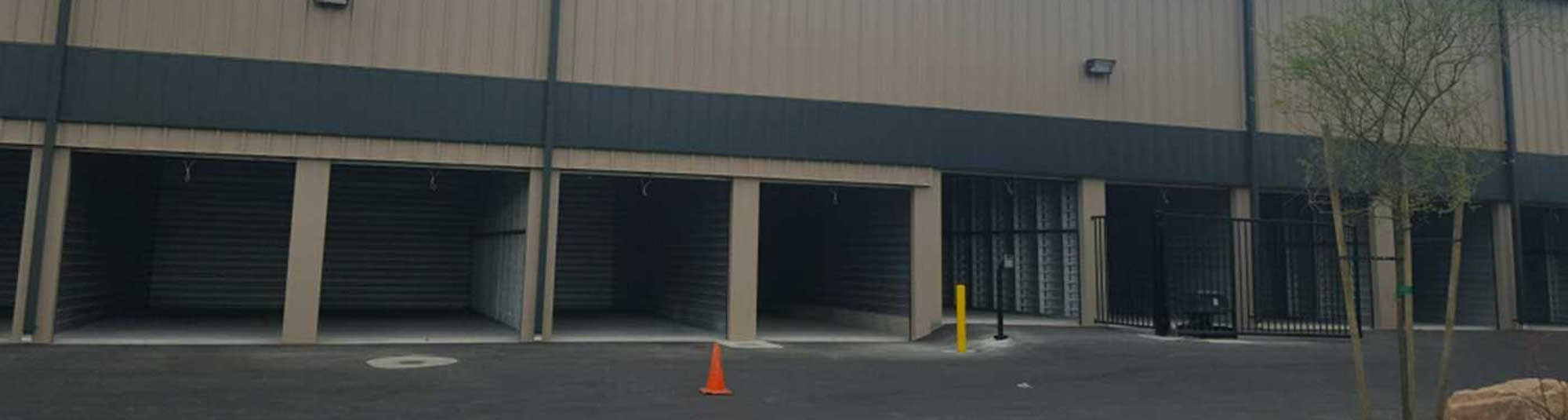 Storage units at Towne Storage in Henderson, Nevada