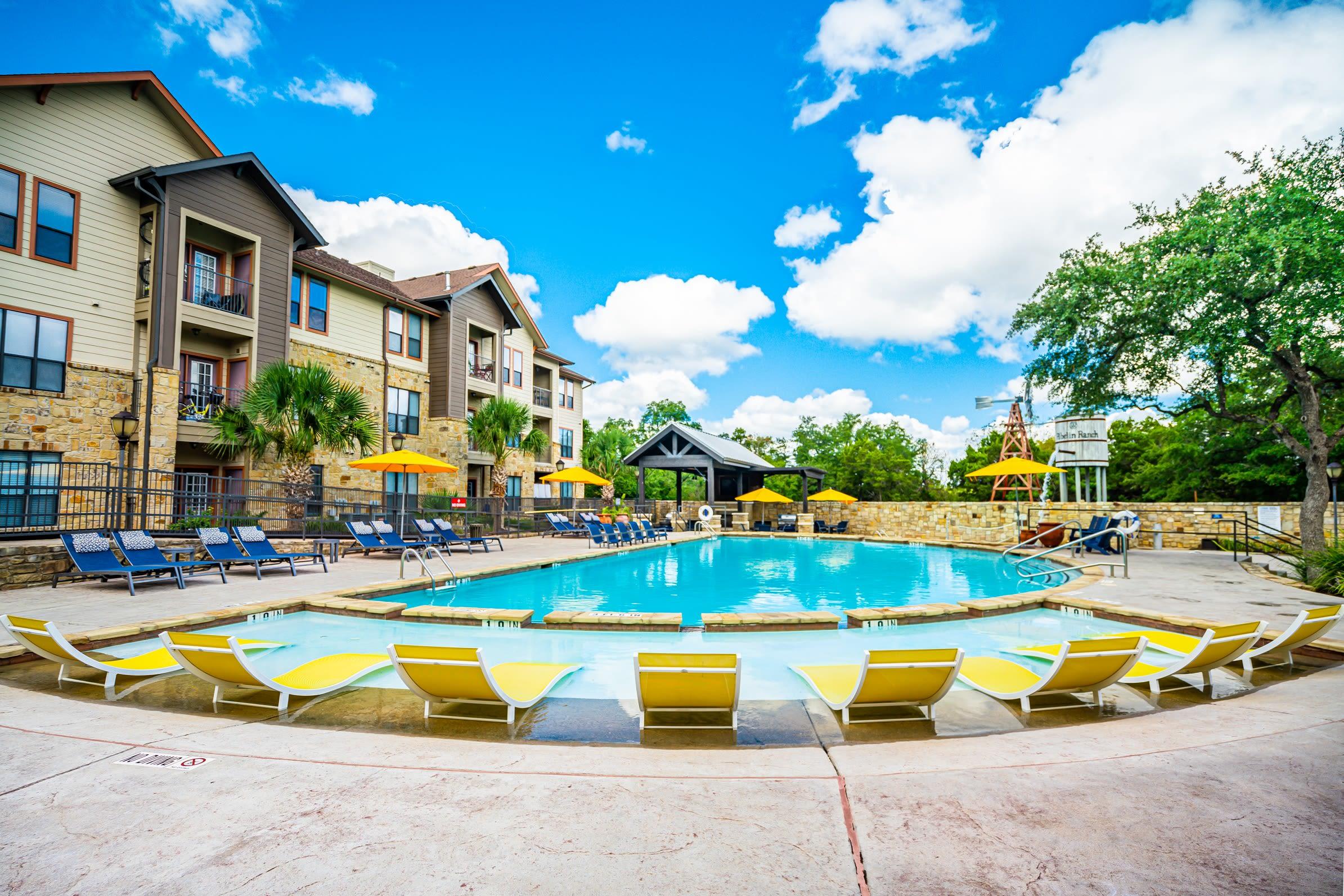 Apartments at The Asten at Ribelin Ranch in Austin, Texas