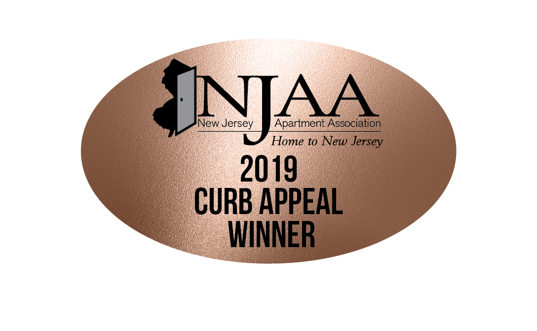 NJAA 2019 Curb Appeal Award Winner