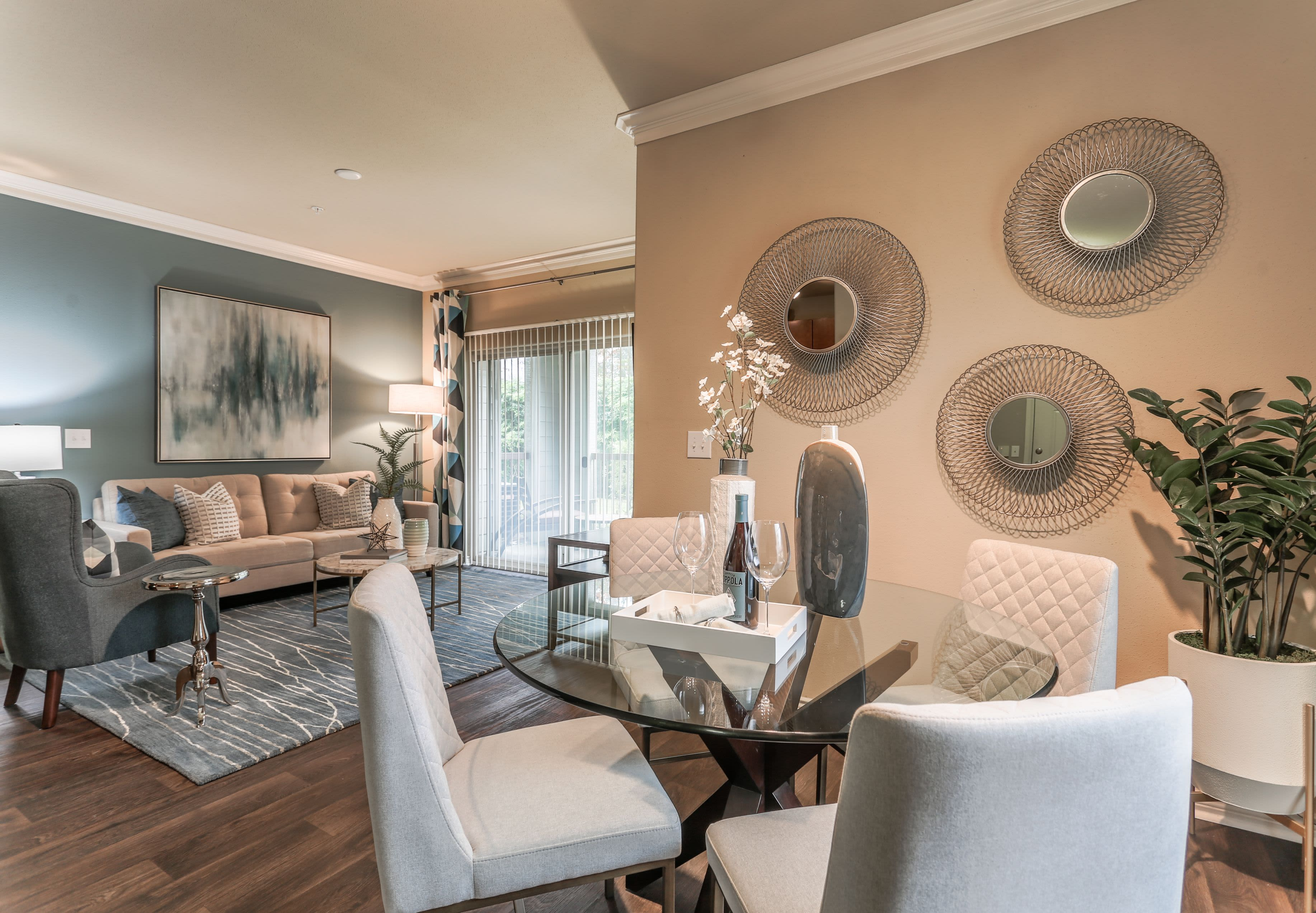 Unit Interior at Sorrento at Tuscan Lakes in League City Texas