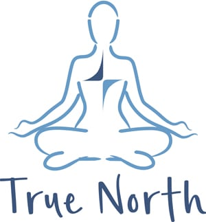 True North Yoga™ logo at Honeysuckle Senior Living in Hayden, Idaho