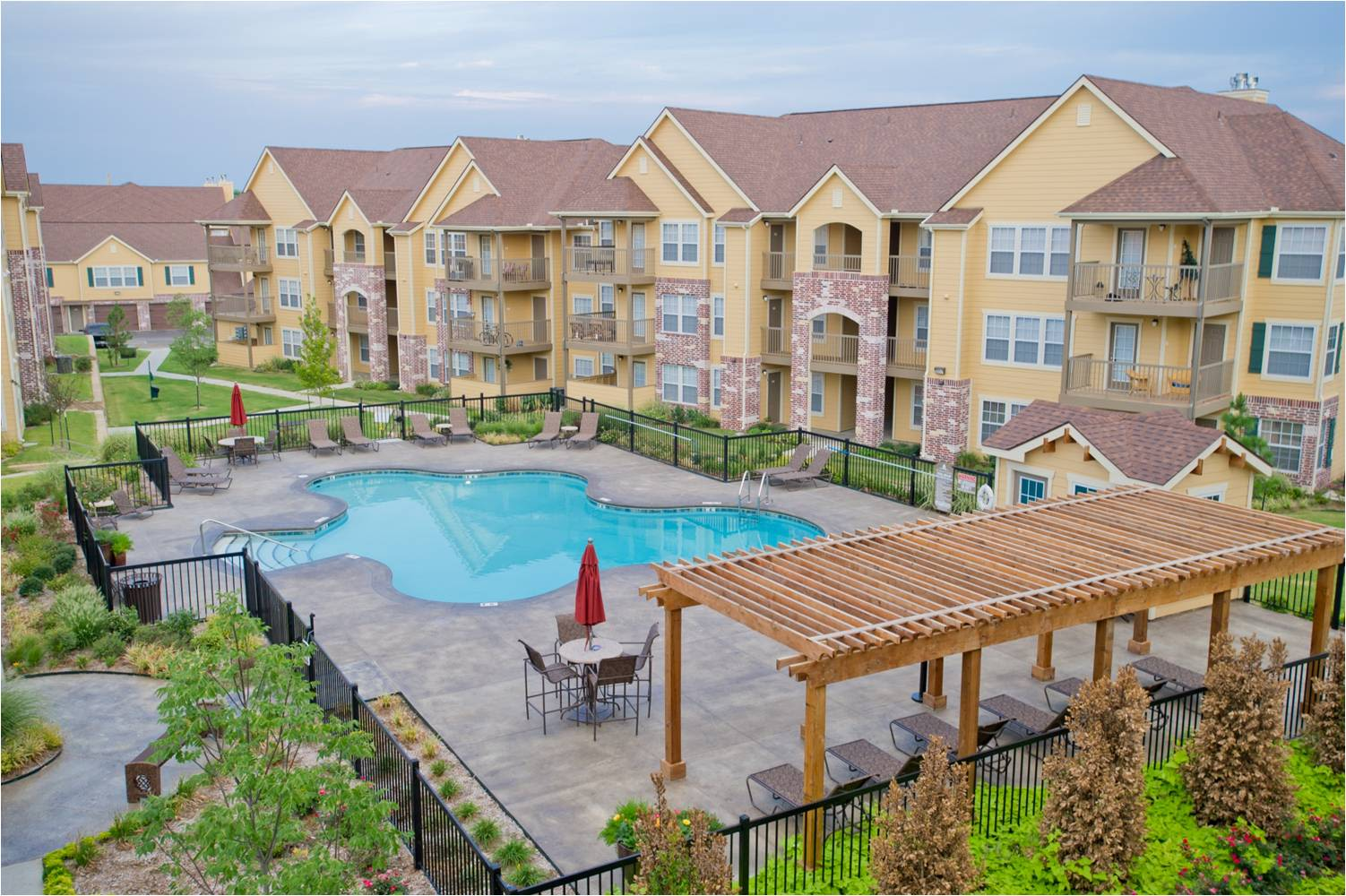 Tuscany Place Apartments managed by Case & Associates