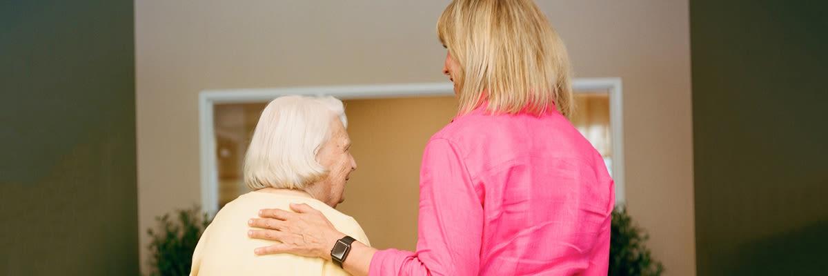 Memory care at Windsor Senior Living in Dallas, Texas
