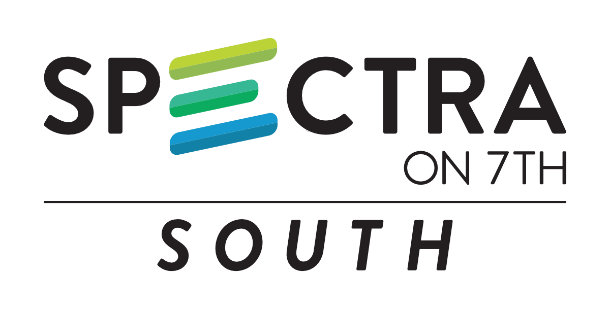 Spectra on 7th south property logo