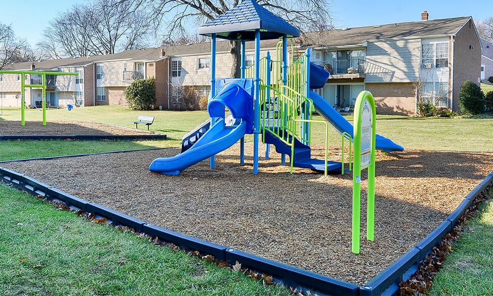 Playground at Sherry Lake Apartment Homes in Conshohocken, Pennsylvania
