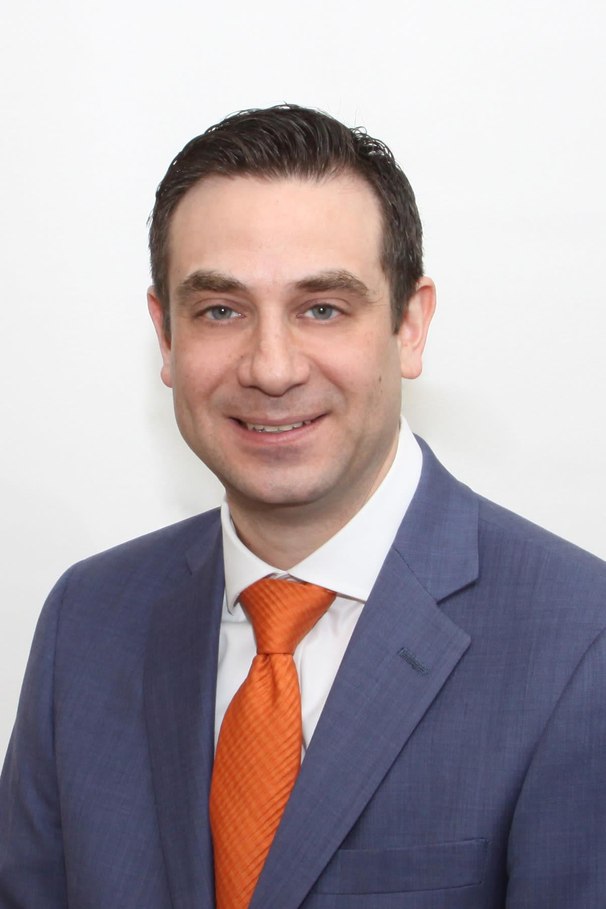 Jeremy Crane, Executive Vice President