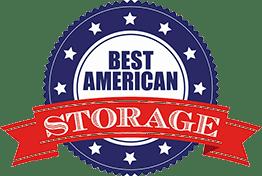 Best American Storage in Ormond Beach, Florida logo