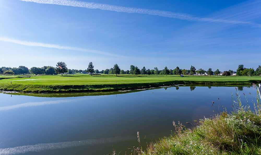 Landscape at CenterPointe Apartments and Townhomes in Canandaigua, New York