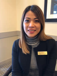 Judie Encinares, LPN Resident Care Manager of Brightwater Senior Living of Tuxedo