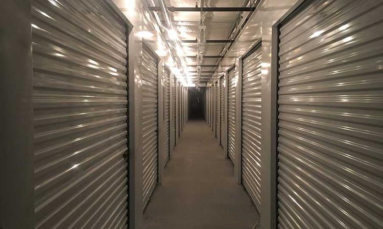 Clean and bright units at Towne Storage in Mesa, Arizona