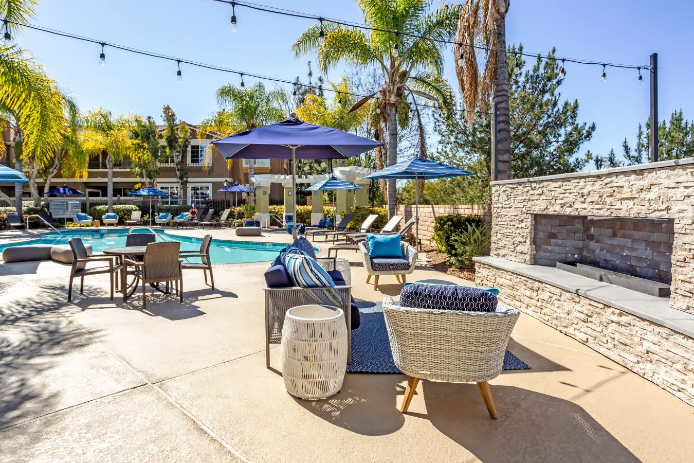 Apartments in San Diego, California, at Sofi Highlands