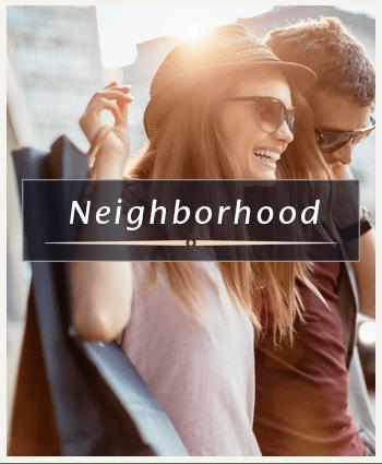 Neighborhood at Liberty Square