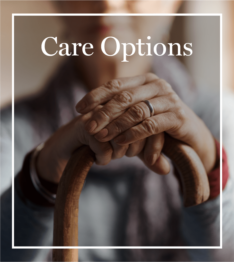 Learn about our care options at Quail Park of Oro Valley in Oro Valley, Arizona