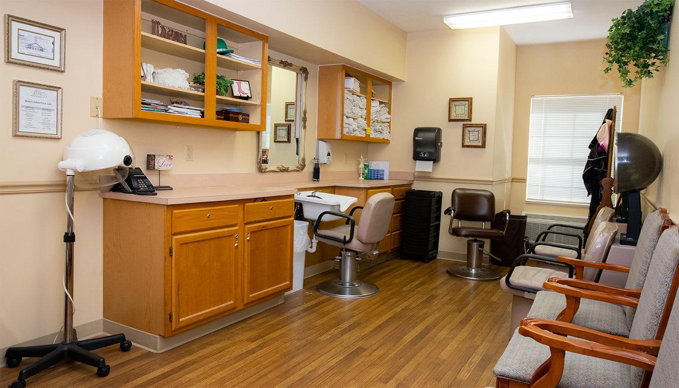 Medical Center at Hibiscus Court Senior Living