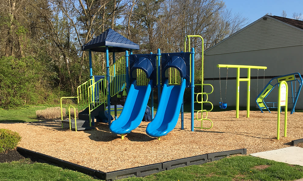Enjoy Apartments with a Playground at Willowbrook Apartments