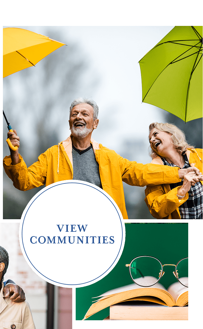 Learn more about our communities at Radiant Senior Living