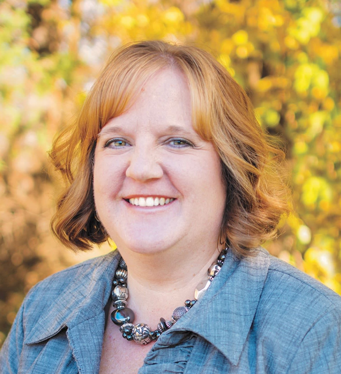 Jill Pride, Executive Director at White Oaks in Lawton, Michigan