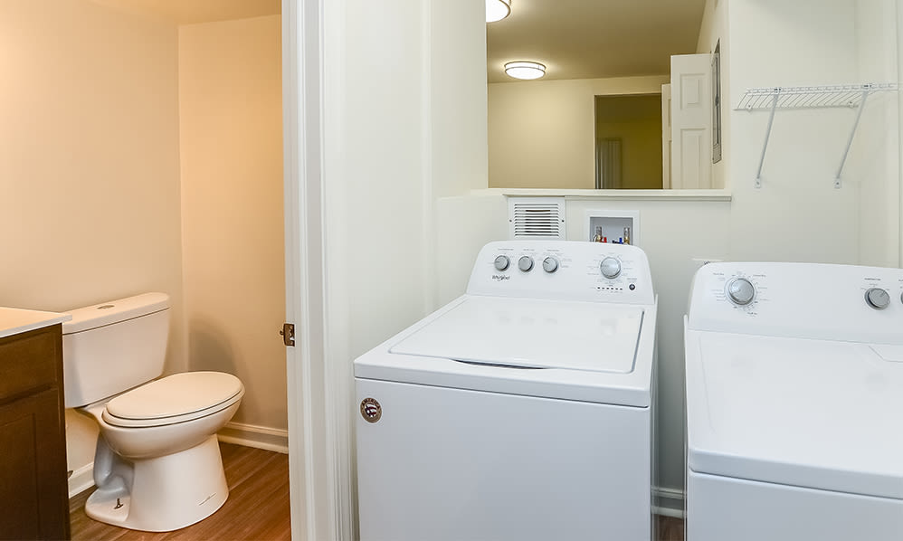 Utility Room at Briarwood Apartments & Townhomes in State College, PA