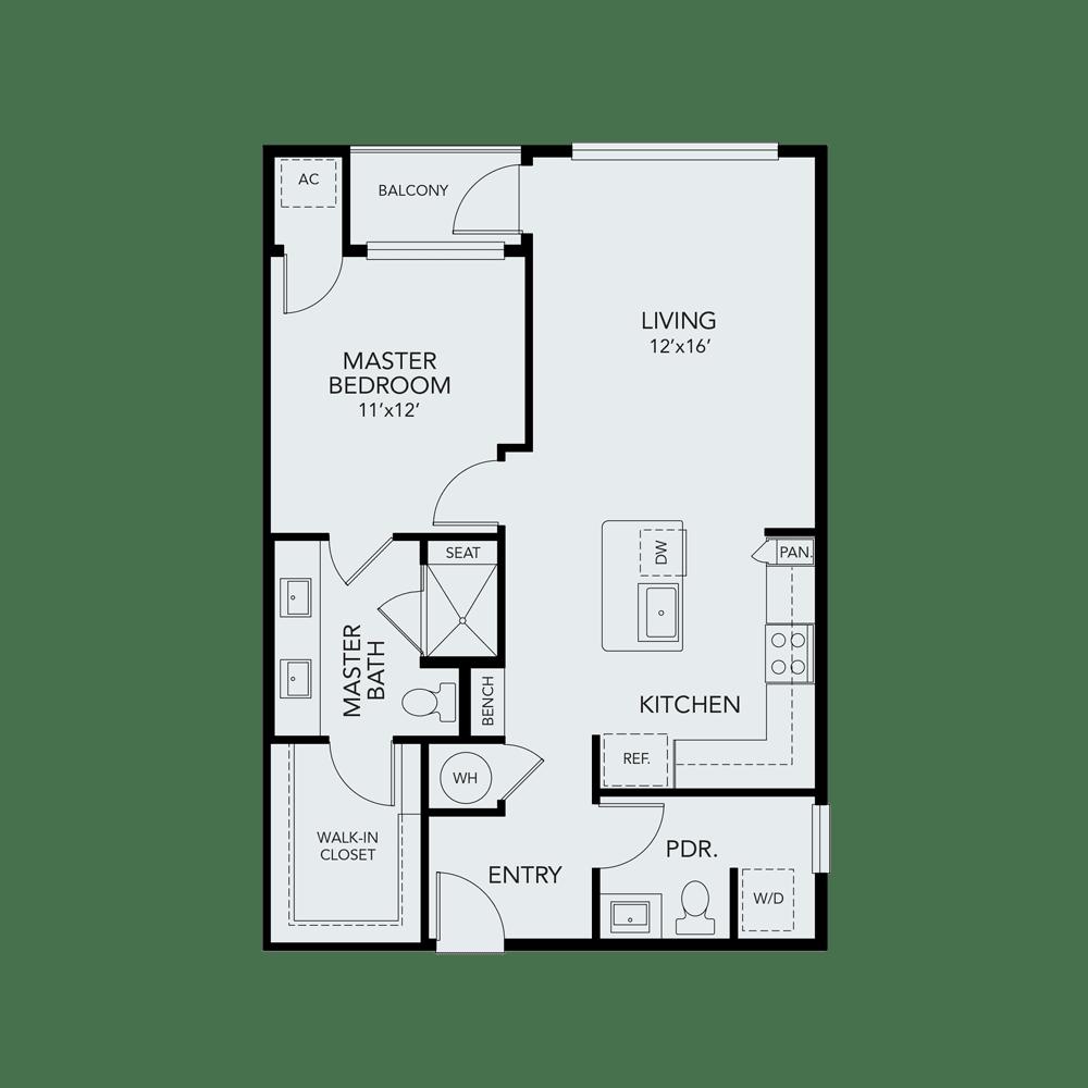 A2c floor plan