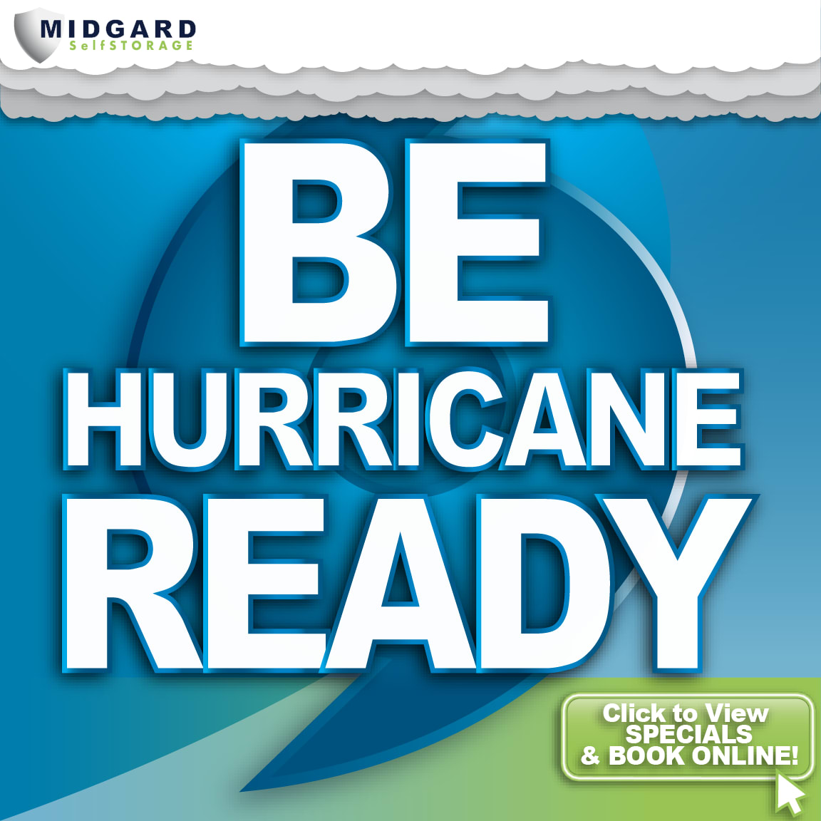Hurricane tips from Midgard Self Storage in Florence, Alabama