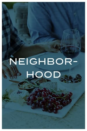 Neighborhood at Avenida Watermarq at Germantown senior living apartments in Germantown, Tennessee