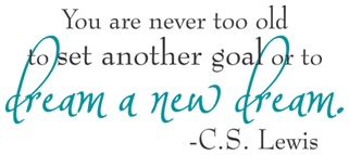 C.S. Lewis quote for Lassen House Senior Living in Red Bluff, California