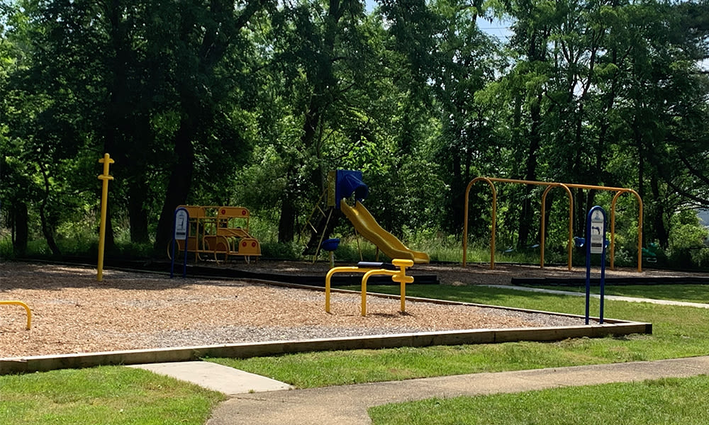 Playground at Lakeview Terrace Apartment Homes in Eatontown, NJ