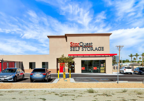 StorQuest Self Storage in Bermuda Dunes, California