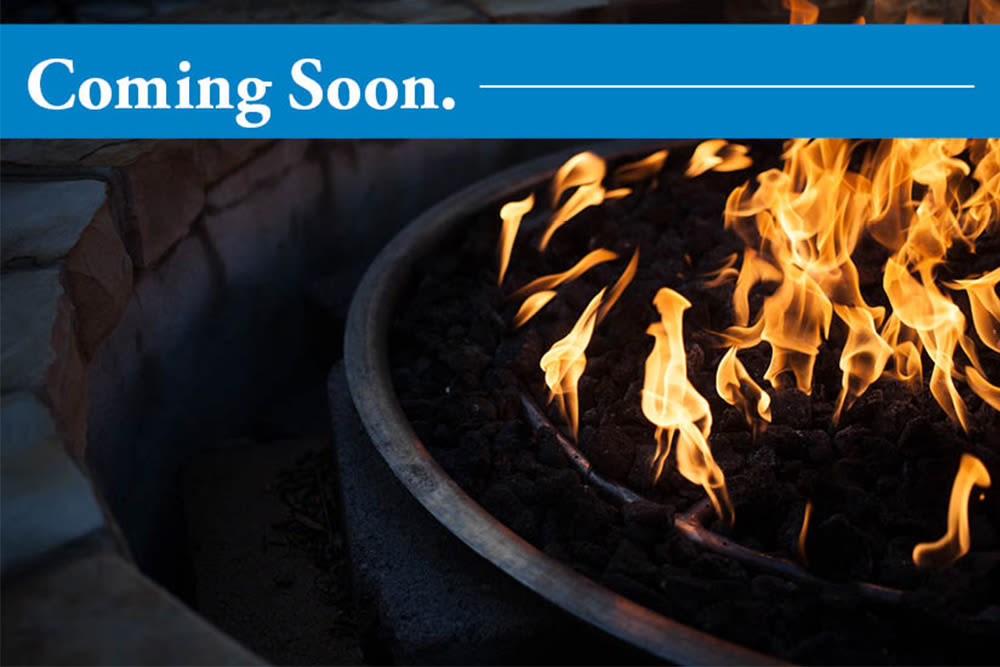 Fire Pit coming soon to Park Towers Apartments