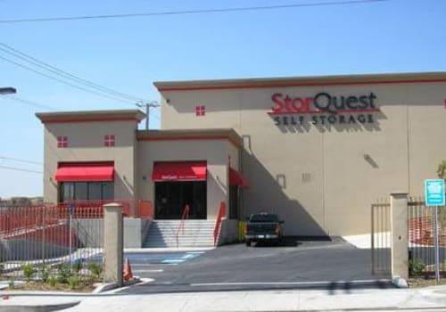 StorQuest Self Storage in Los Angeles, California