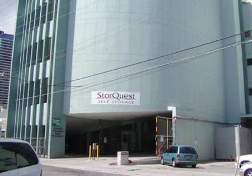 StorQuest Self Storage in Honolulu, Hawaii